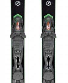 Head Mens Raw Instinct Ti Pro Ab Ski - (16/17)