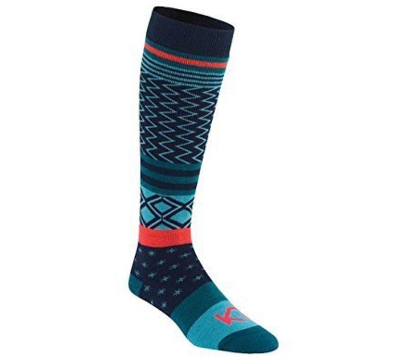 Kari Traa Airborn Sock Navy - (16/17)