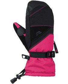 Gordini Stomp III Ladies Mitt  -2471 Black-Deep Pink  (15/16)