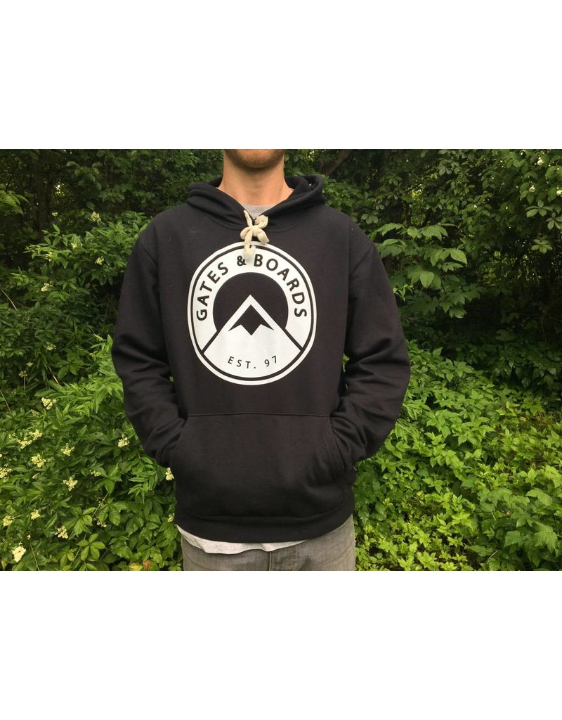 GATES AND BOARDS G&B Mens Hoody