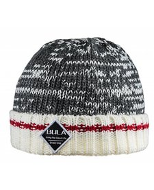 Bula Adult Unisex Rustic Beanie Red -Red (16/17) O/S