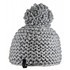 BULA Bula Womens Crochet Beanie H- Medium Grey -H-Medg (16/17) O/S