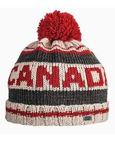 Bula Adult Unisex Patriotic Beanie Canada -Canada (16/17) O/S