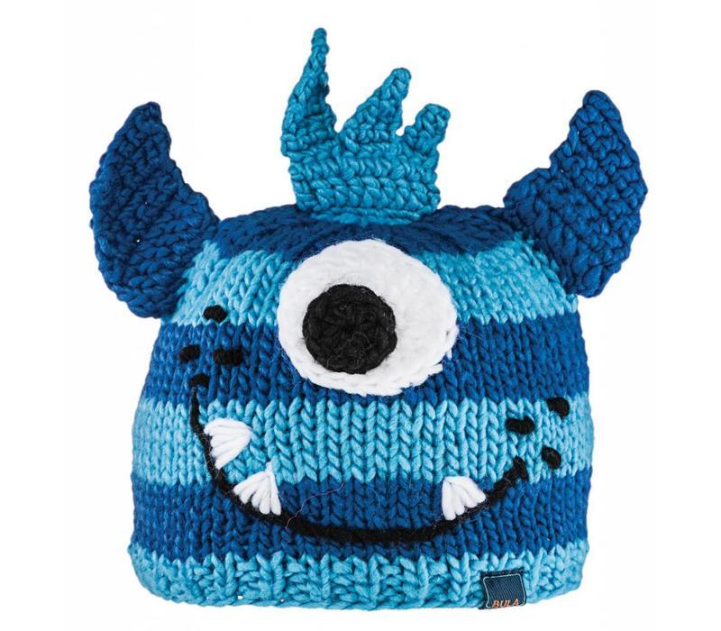 Bula Kids Puppet Beanie Crazy Blue -Crazybl (16/17) O/S