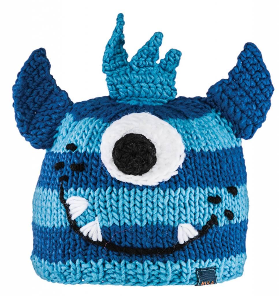 BULA Bula Kids Puppet Beanie Crazy Blue -Crazybl (16/17) O/S