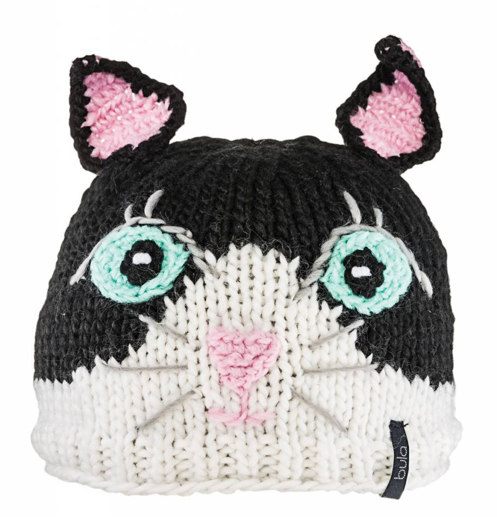 BULA Bula Kids Puppet Beanie Kitty -Kitty (16/17) O/S