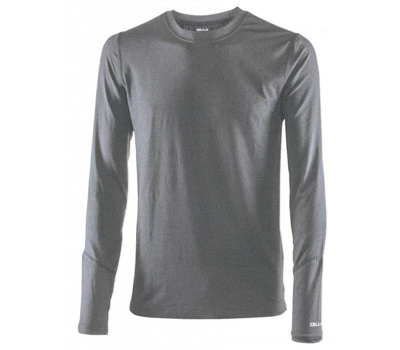 Bula Mens Thermal Crew Grey -Grey (17/18)