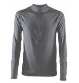 BULA Bula Mens Thermal 1/4 Zip Grey -Grey (17/18)