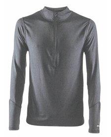 Bula Mens Thermal 1/4 Zip Grey -Grey (17/18)