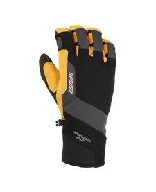 Gordini Swagger II Mens Glove Black-Gunmeatl-Wheat -1112 (17/18)