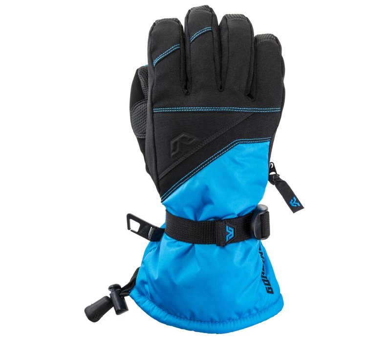 Gordini Stomp III Junior Glove Black-Bright Blue -1404 (17/18)