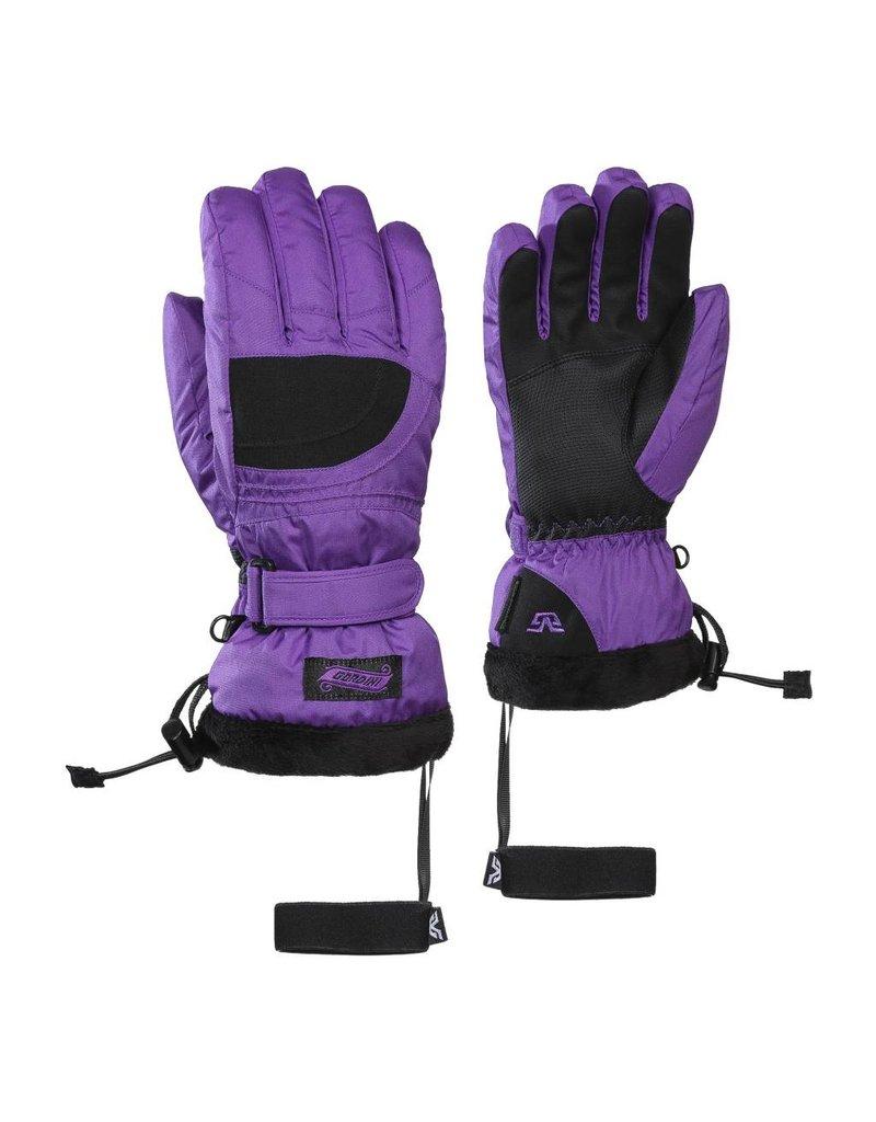 GORDINI Gordini Lily II Junior Glove Purple Heat-Black -1911 (17/18)
