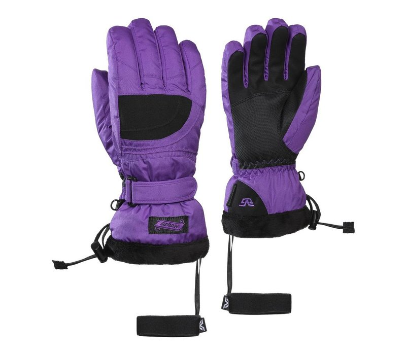 Gordini Lily II Junior Glove Purple Heat-Black -1911 (17/18)