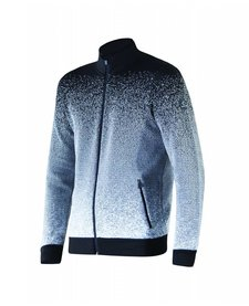 Newland Mens Lillehammer Full Zip Without Hood Sweater Royal Blue/Bluette -216 (17/18)