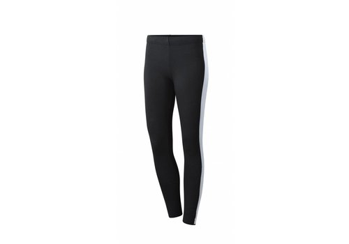 NEWLAND Newland Womens Interlaken Leggings Black/White -108 (17/18)