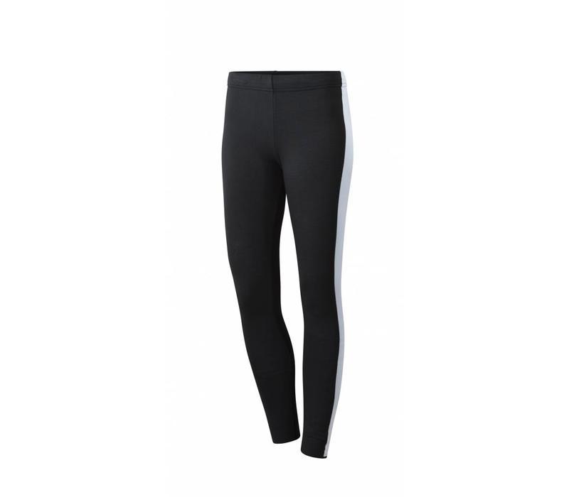 Newland Womens Interlaken Leggings Black/White -108 (17/18)