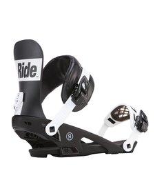 Ride Rodeo Black Snowboard Binding - (17/18)