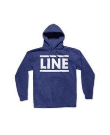 Line Mens Sender Pull Over Heather Blue - (17/18)