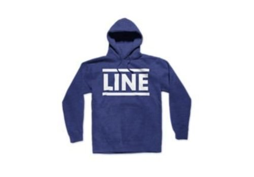 LINE Line Mens Sender Pull Over Heather Blue - (17/18)
