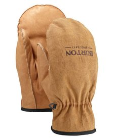 Burton Mens Work Horse Leather Mitt Raw Hide -200 (17/18)