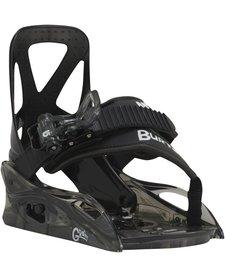 Burton Boys Grom Black Snowboard Binding -001 (17/18)