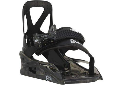 BURTON Burton Boys Grom Black Snowboard Binding -001 (17/18)