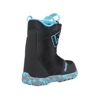 Burton Boys Grom Boa Black Snowboard Boot -001 (17/18)