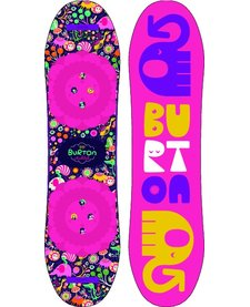 Burton Girls Chicklet Snowboard - (17/18)