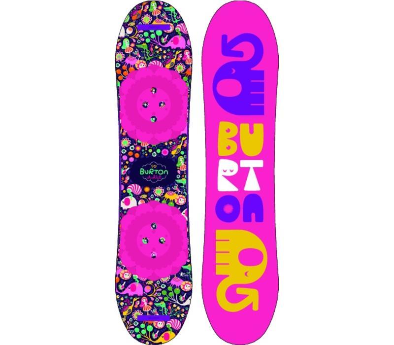 Burton Girls Chicklet Snowboard - (17/18)