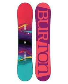Burton Girls Feelgood Smalls Snowboard - (17/18)
