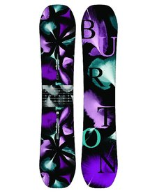 Burton Girls Deja Vu Smalls Snowboard - (17/18)