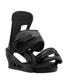 Burton Mens Freestyle Black Matte Snowboard Binding -004 (17/18)