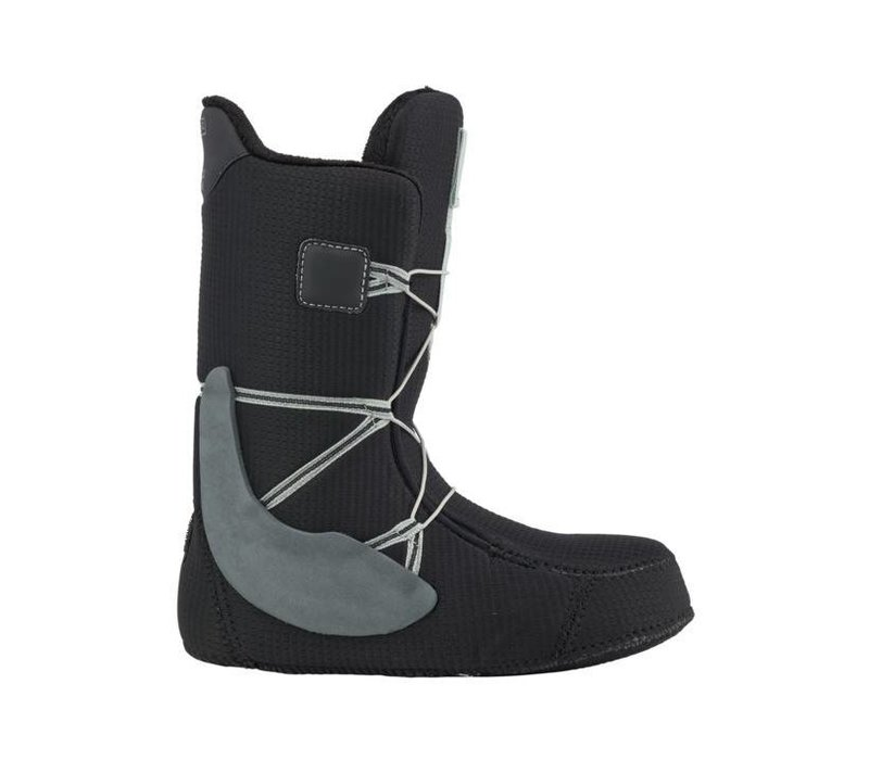 Burton Mens Moto Boa Black Snowboard Boot -001 (17/18)