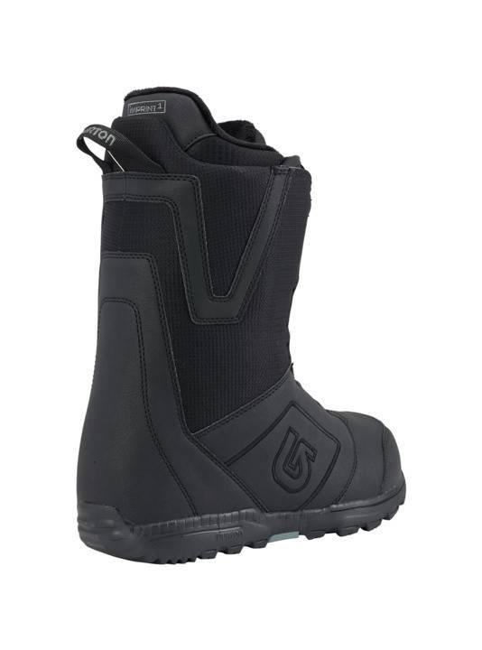 BURTON Burton Mens Moto Boa Black Snowboard Boot -001 (17/18)