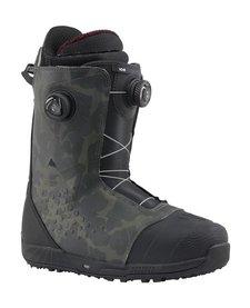 Burton Mens Ion Boa Black/Camo Snowboard Boot -059 (17/18)