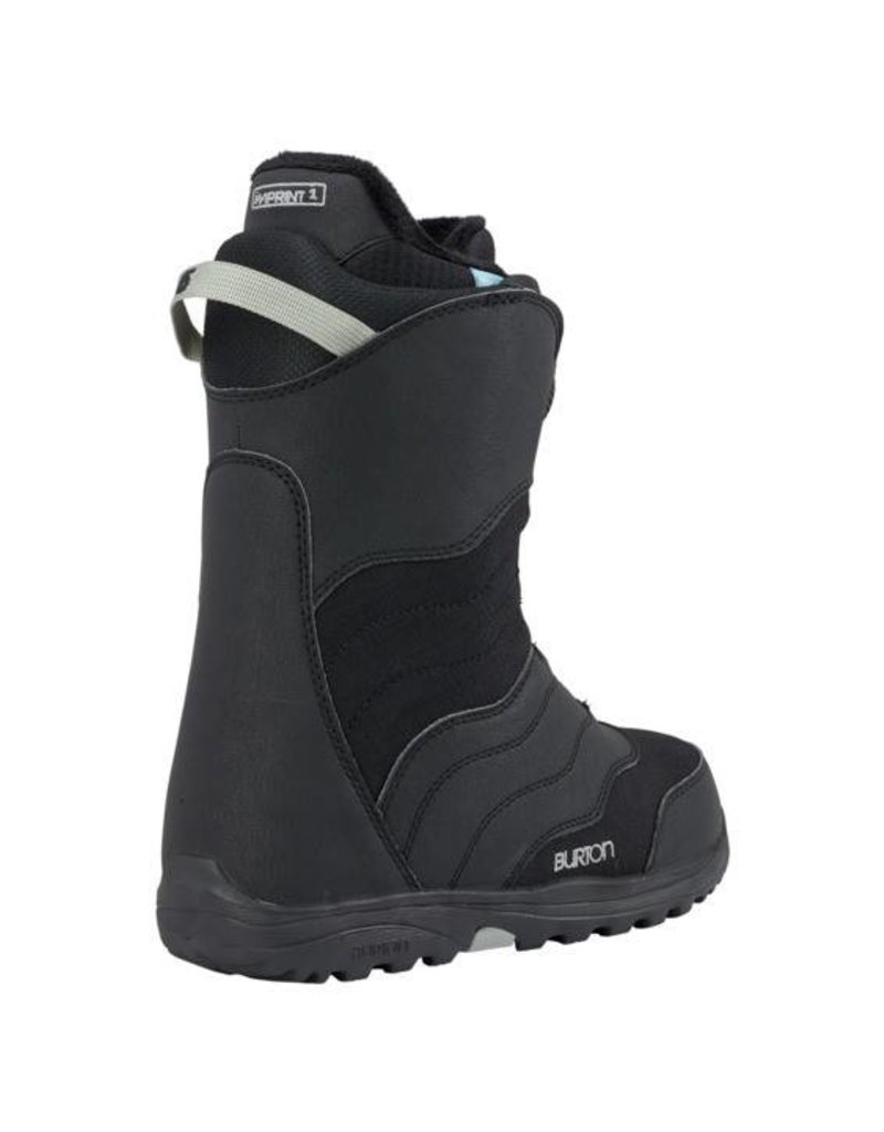 BURTON Burton Womens Mint Boa Black Snowboard Boot -001 (17/18)