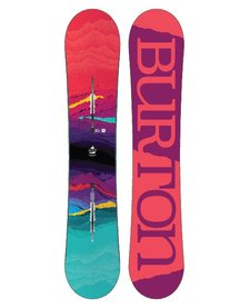 Burton Womens Feelgood Snowboard - (17/18)