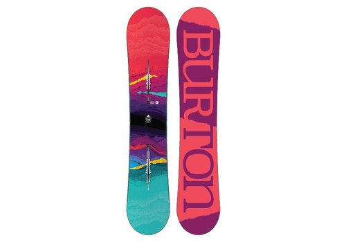 BURTON Burton Womens Feelgood Snowboard - (17/18)