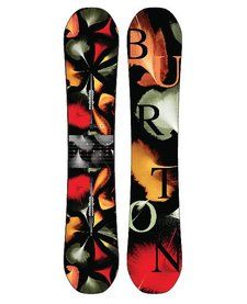 Burton Womens Deja Vu Flying V Snowboard - (17/18)