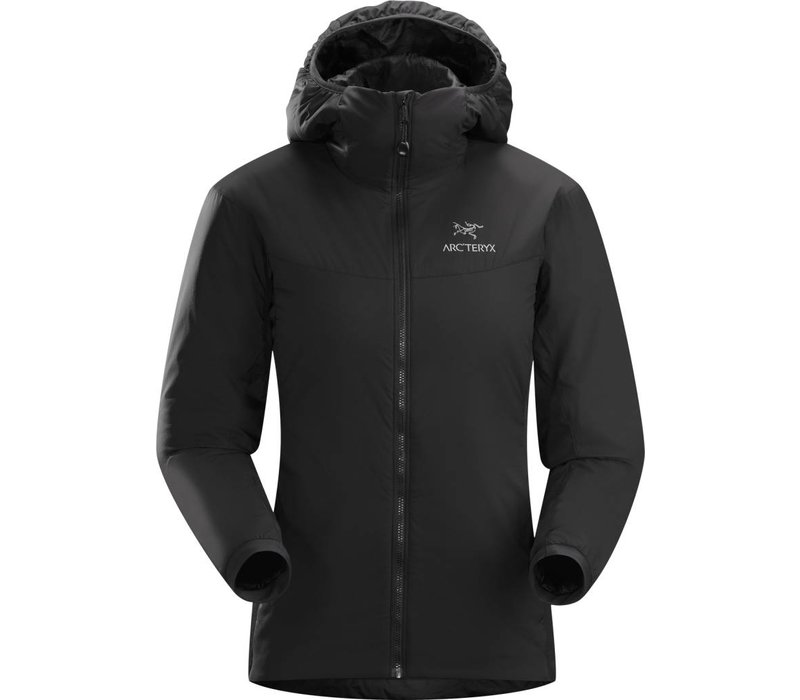 Arc'Teryx Womens Atom Lt Hoody Black - (17/18)