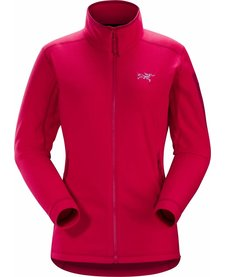 Arc'Teryx Womens Delta Lt Jacket Rad - (17/18)