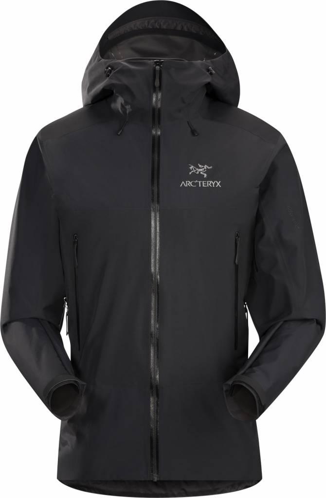 ARC'TERYX Arc'Teryx Mens Beta Sl Hybrid Jacket Black - (17/18)