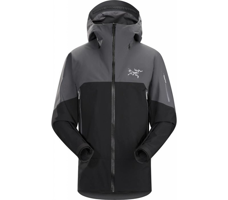 Arc'Teryx Mens Rush Jacket Black Pilot - (17/18)