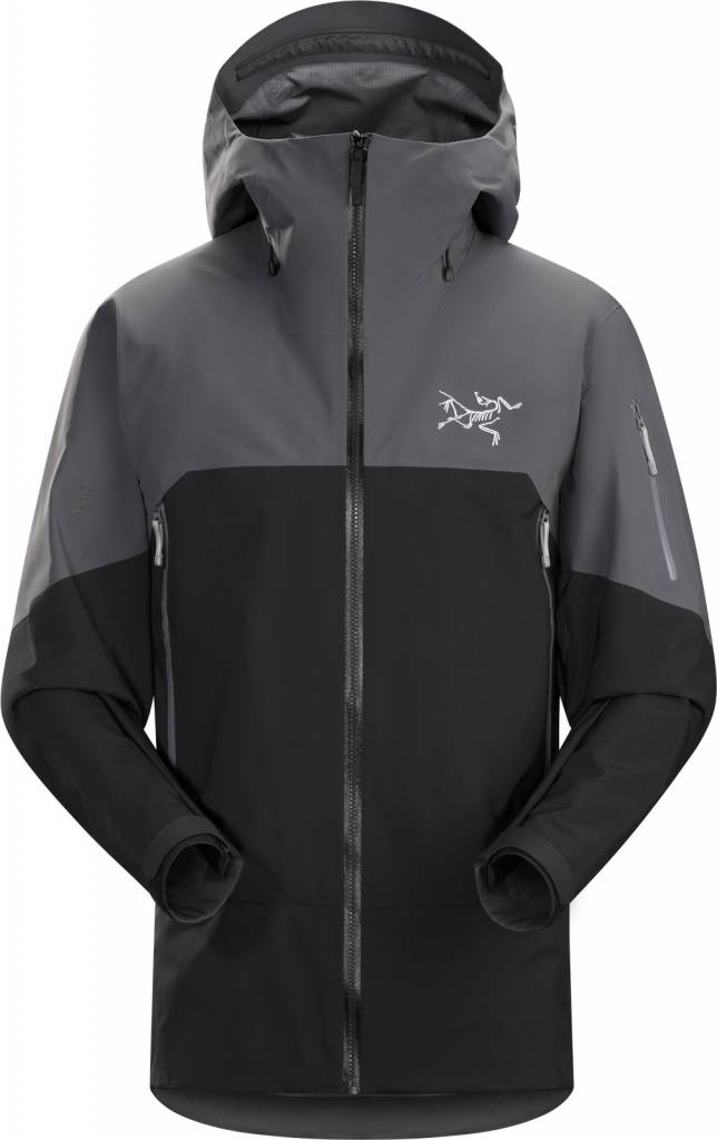 ARC'TERYX Arc'Teryx Mens Rush Jacket Black Pilot - (17/18)
