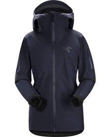 Arc'Teryx Womens Sentinel Jacket Black Sapphire - (17/18)