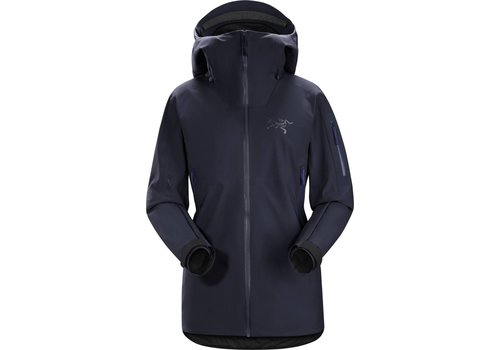ARC'TERYX Arc'Teryx Womens Sentinel Jacket Black Sapphire - (17/18)