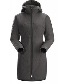 Arc'Teryx Womens Darrah Coat Carbon Copy - (17/18)