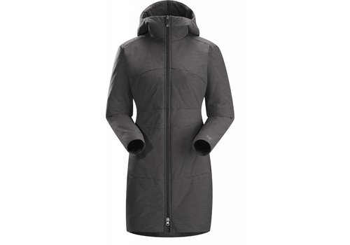 ARC'TERYX Arc'Teryx Womens Darrah Coat Carbon Copy - (17/18)