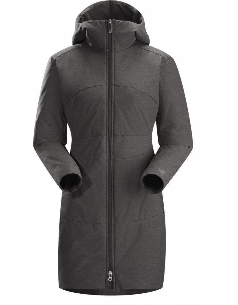 ARC'TERYX Arc'Teryx Womens Darrah Coat Carbon Copy - (17/18)