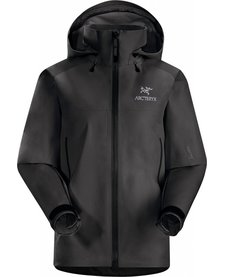 Arc'Teryx Womens Beta Ar Jacket Black - (17/18)